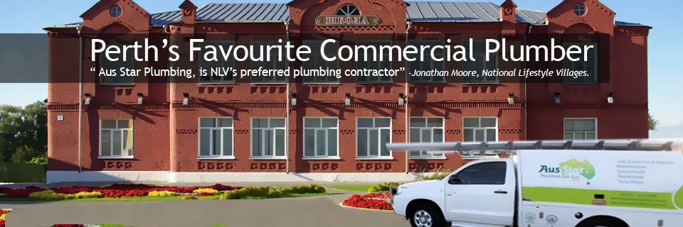 commercial-plumber-perth
